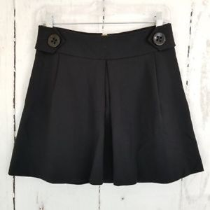 Express Pleated Mini Skirt